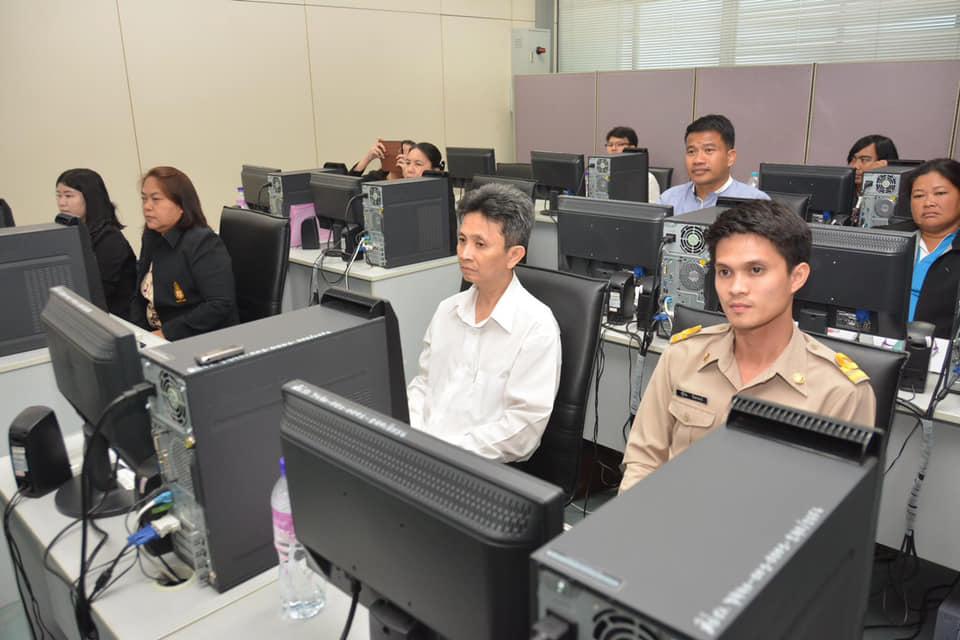 โครงการฝึกอบรมเชิงปฏิบัติการ หลักสูตร  การจัดทำผลการศึกษาด้านตลาดแรงงาน ระยะที่ 1