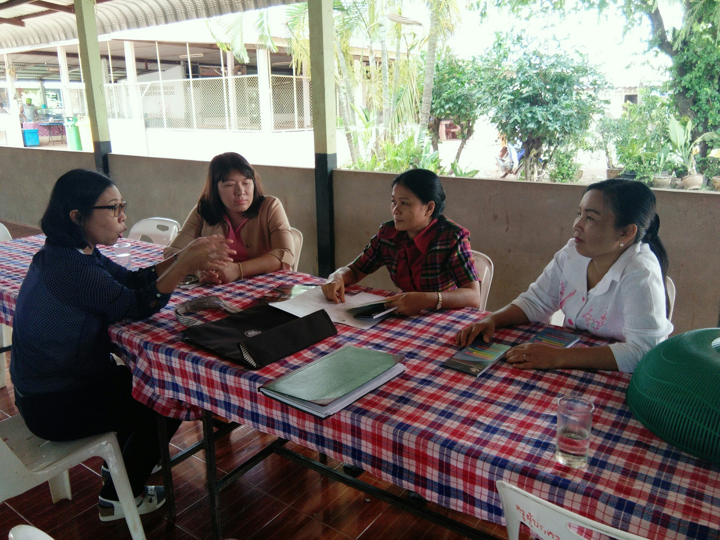 โครงการขยายเครือข่ายข้อมูลข่าวสารสู่ตำบลและหมู่บ้าน ปี 2561 ในจังหวัดสกลนคร