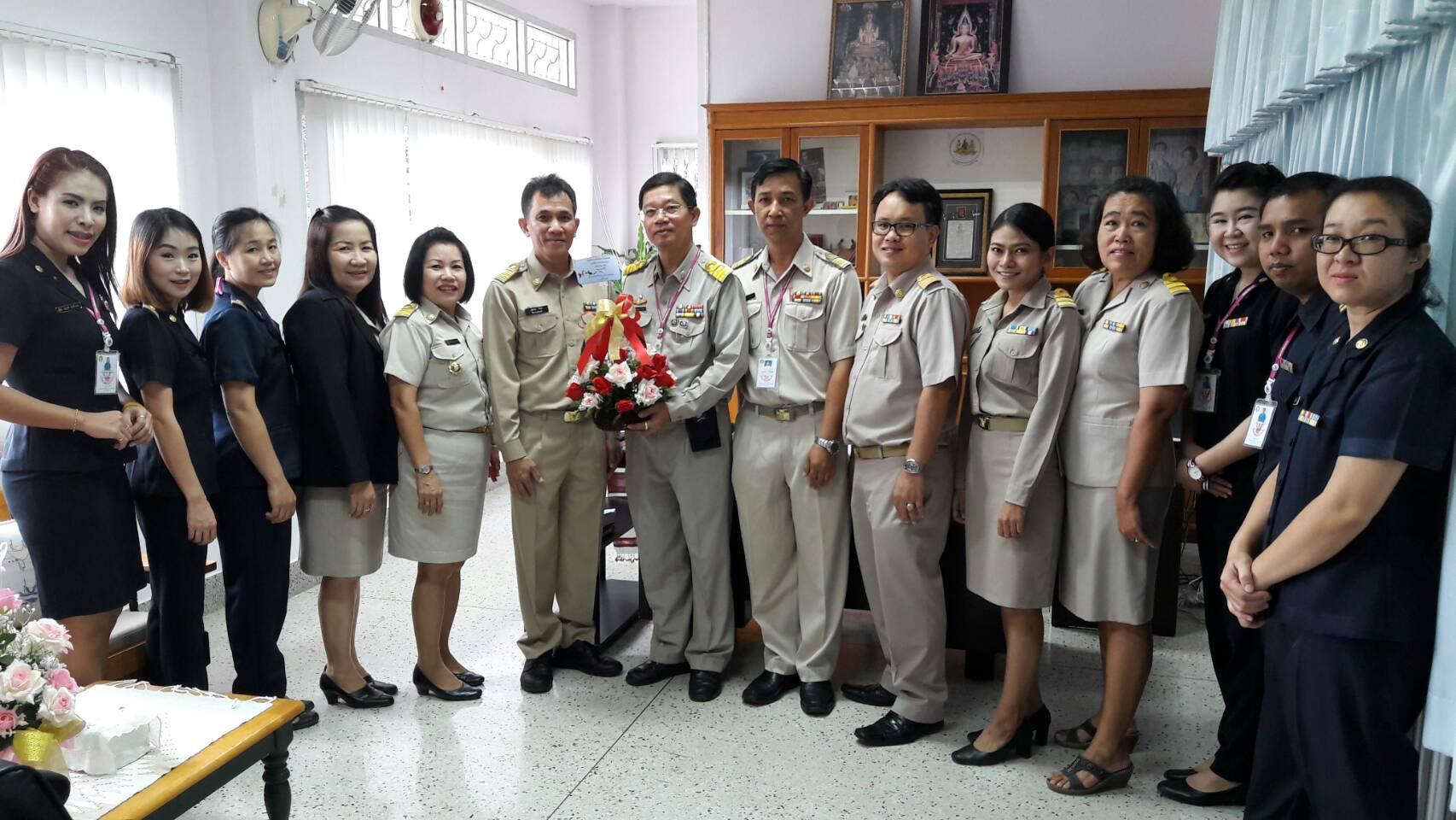 ขอแสดงความยินดีกับ ท่านยุทธนา  บัวจุน  ในโอกาสได้รับการแต่งตั้งให้ดำรงตำแหน่งจัดหางานจังหวัดน่าน