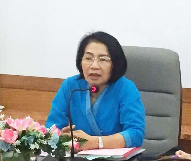 ผู้ตรวจราชการกรมการจัดหางาน เดินทางมาตรวจราชการพร้อมประชุม ข้าราชการ เจ้าหน้าที่ สจจ.พล.