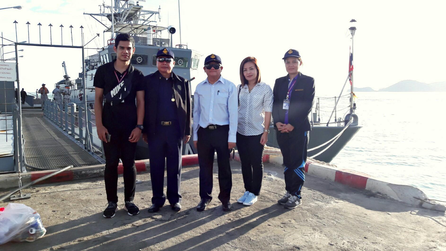 สำนักงานจัดหางานจังหวัดภูเก็ตร่วมบูรณาการตรวจเรือประมงพานิชย์