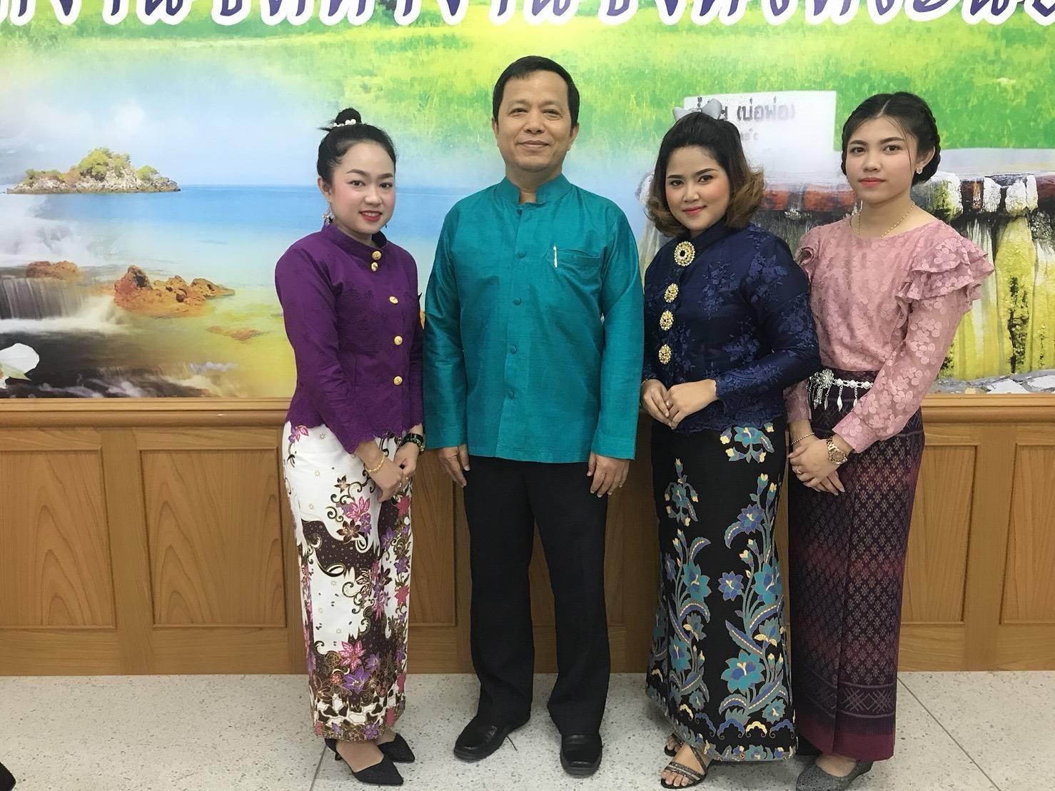 จัดหางานจังหวัดระนอง ร่วมงานพิธีเปิดนิทรรศการบทบาทของจังหวัดต่อการสนับสนุนการเป็นประธานอาเซียนของไทย