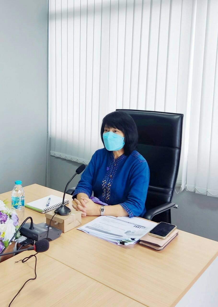การประชุมหารือแนวทางการประชุมเตรียมการขับเคลื่อนแผนงานบูรณาการเตรียมความพร้อมเพื่อรองรับสังคมสูงวัย
