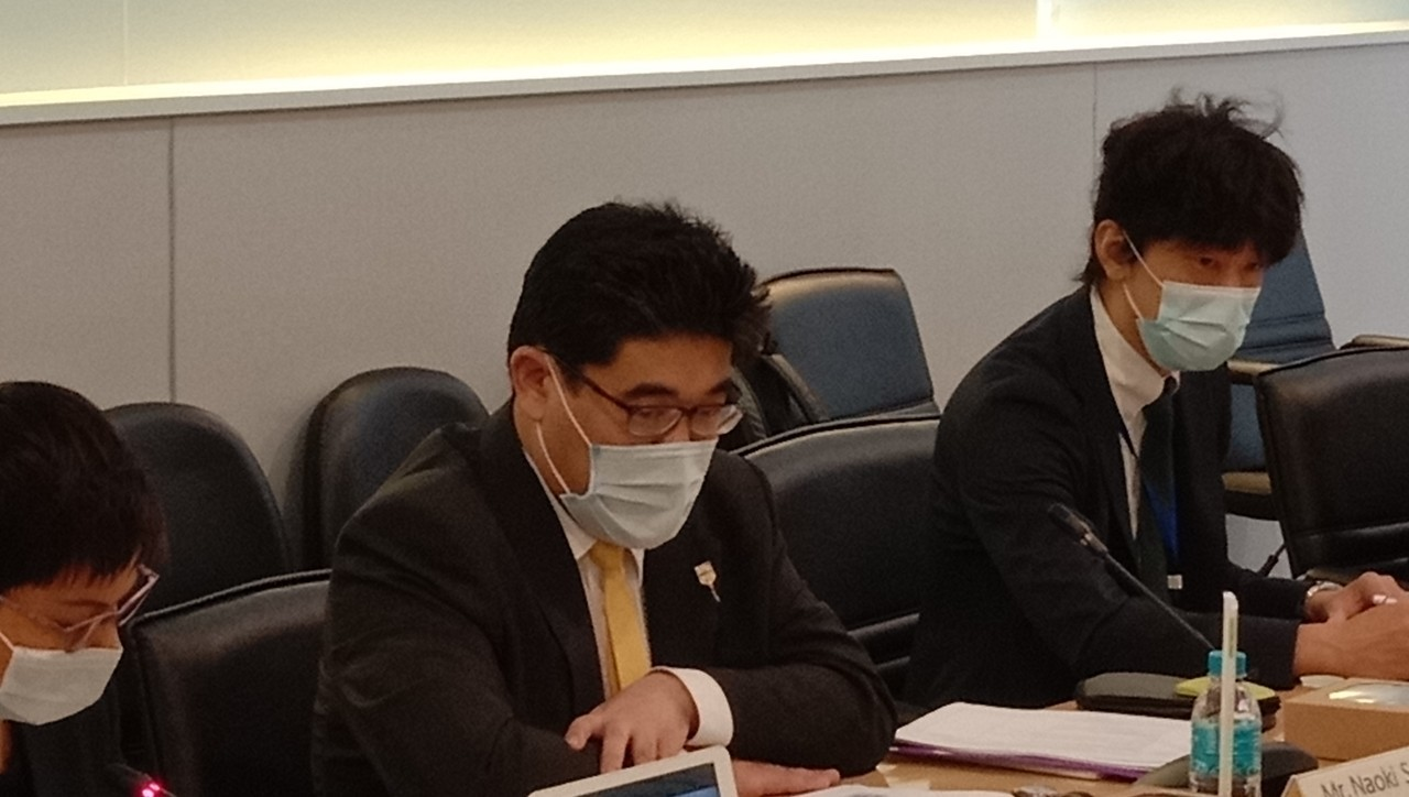 ผู้แทนสถานเอกอัครราชทูตญี่ปุ่นประจำประเทศไทยพบหารือข้อราชการกับผู้แทนกรมการจัดหางาน