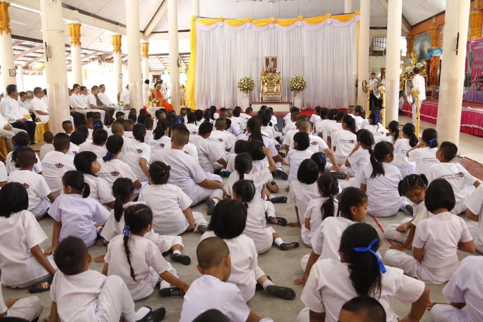 สัปดาห์ส่งเสริมการเผยแพร่ พระพุทธศาสนาเนื่องในเทศกาล วันวิสาฆบูชาประจำปี 2562