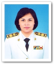 นางวีรยา รัตนนิตย์ ผู้อำนวยการกองยุทธศาสตร์และแผนงาน