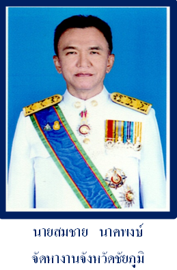 นายสมชาย  นาคพงษ์