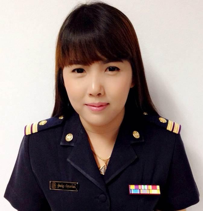นางสาวสวลักษณ์  ชูนาม