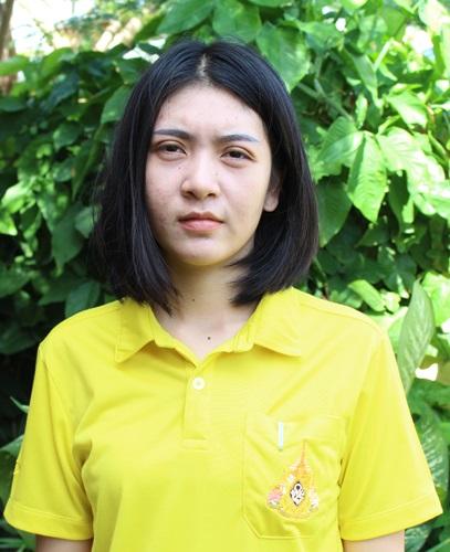 นางสาวกัญญ์ณณัฎฐ์ เจนโชควานิช