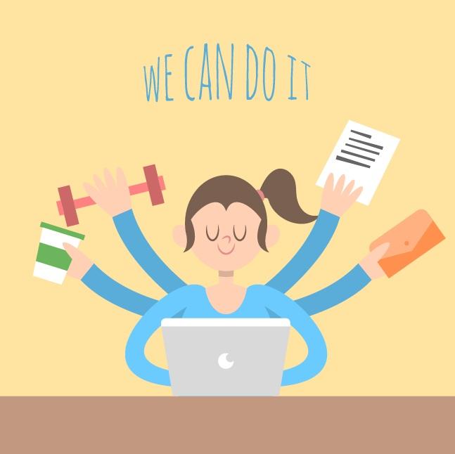 5 วิธีสร้างความกระตือรือร้นในการทำงาน